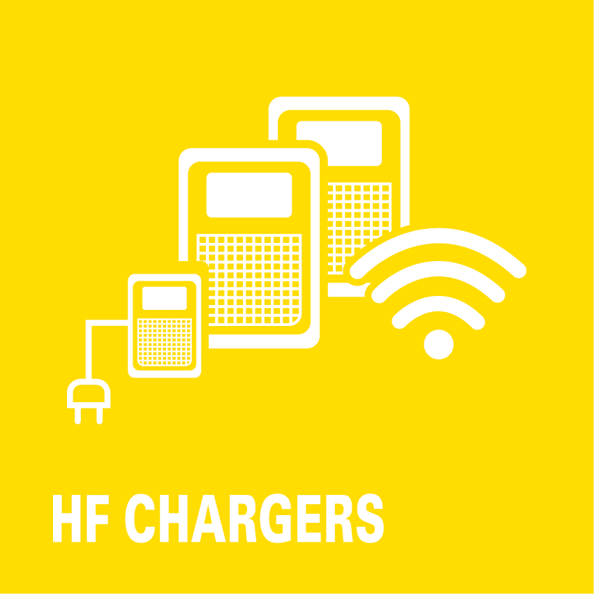 hf chargers
